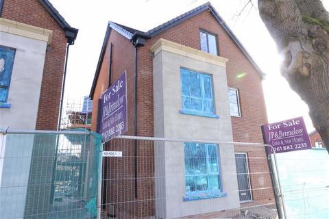 4 bedroom detached house for sale - Kingsbrook Road, Whalley Range, Manchester, M16