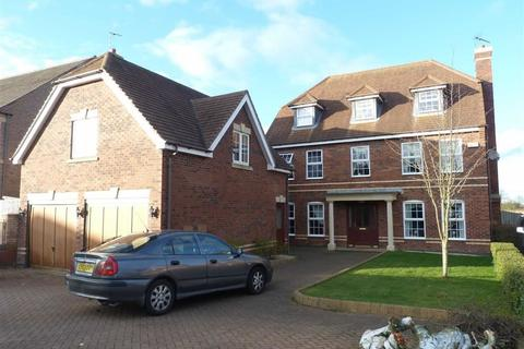 5 bedroom detached house to rent - Chestnut Drive, Oadby, Leicester