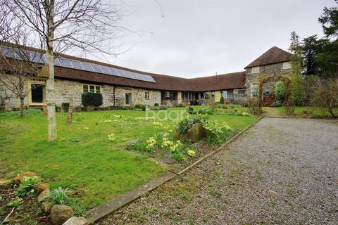 4 bedroom detached house for sale - North Barn, Boughton Farm ,Boughton Malherbe