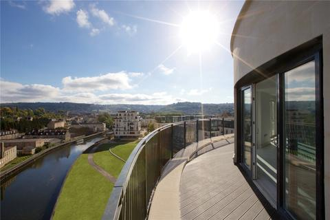 2 bedroom penthouse for sale - 881 Sovereign Point, Bath Riverside, 75-76 Palladian, Victoria Bridge Road, Bath, BA2