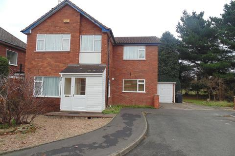 4 bedroom detached house to rent - Manorford Avenue, West Bromwich