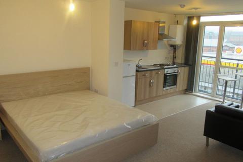 Studio to rent - Ecclesall Heights, 2 William Street, S10 2BG