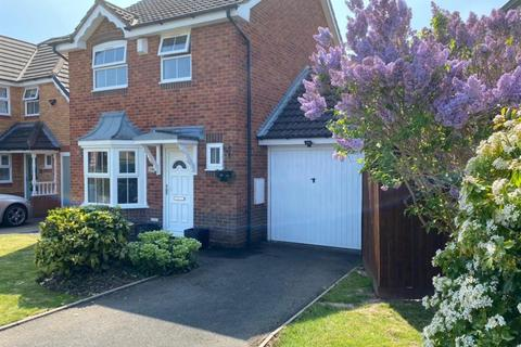3 bedroom detached house to rent - Charterhouse Drive, Hillfield, B91 3FH
