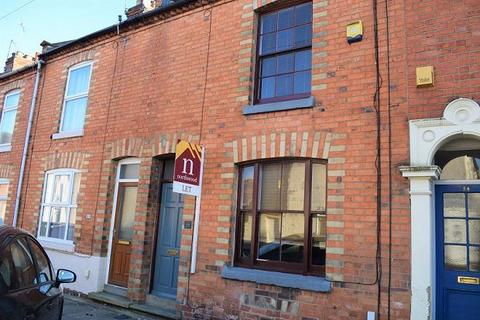 2 bedroom terraced house to rent - Dunster Street,  Northampton, NN1 3JY