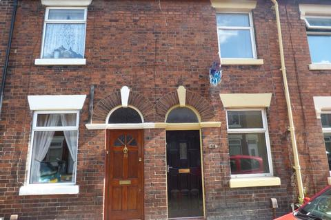 2 bedroom terraced house to rent - Lindley Street, Stoke-on-Trent, ST6 2DW