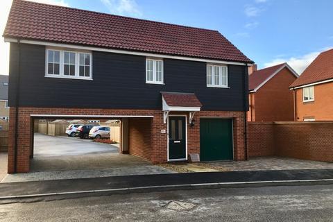 2 bedroom apartment to rent - Janey Road, Bury St Edmunds