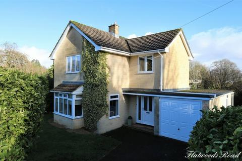 4 bedroom detached house for sale - Flatwoods Road, Claverton Down, Bath