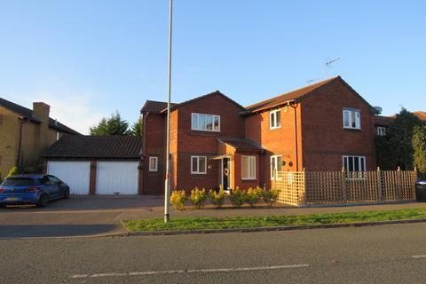 4 bedroom detached house for sale - Weggs Farm Road, Duston, Northampton, NN5