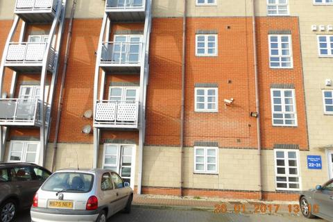2 bedroom ground floor flat to rent - MARINERS POINT, MARINA, HARTLEPOOL