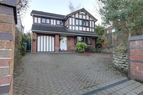 5 bedroom detached house for sale - Hassall Road