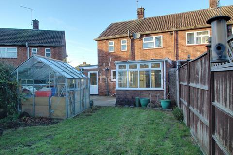 2 bedroom semi-detached house for sale - Welland Road, Dogsthorpe, Peterborough, PE1 3SZ