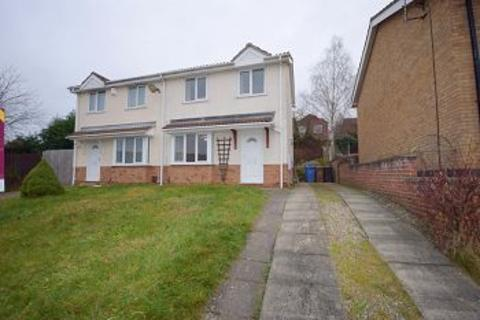 2 bedroom semi-detached house to rent - Danebridge Crescent, Oakwood, Derby, DE21 2BD