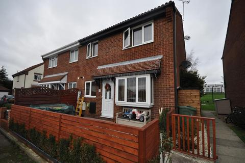 2 bedroom semi-detached house for sale - Fontwell Park Gardens, Hornchurch, Essex, RM12