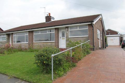 2 bedroom semi-detached bungalow to rent - Elland Close, Bury, Lancashire, BL9