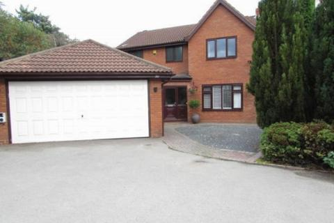 4 bedroom detached house for sale - Halstead Grove, Hillfield, Solihull