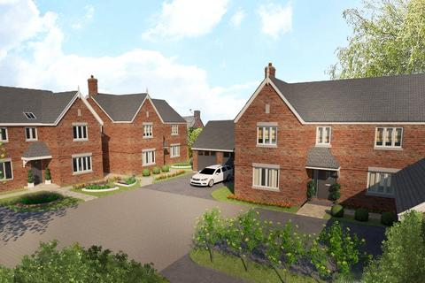 4 bedroom detached house for sale - Dwyer Court, Syston, Leicestershire