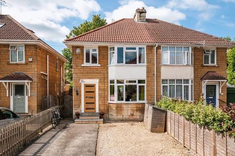 4 bedroom semi-detached house for sale - Forester Avenue, Bath, BA2