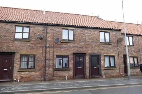 2 bedroom terraced house to rent - Southgate, Market Weighton