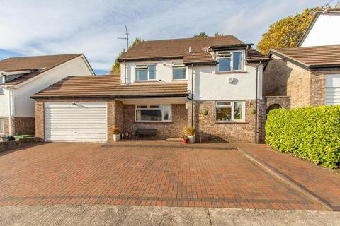 5 bedroom detached house for sale - Chartwell Drive, Lisvane, Cardiff