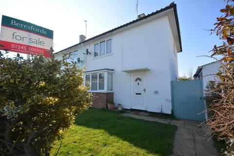 2 bedroom semi-detached house for sale - Rothbury Road, Chelmsford, CM1