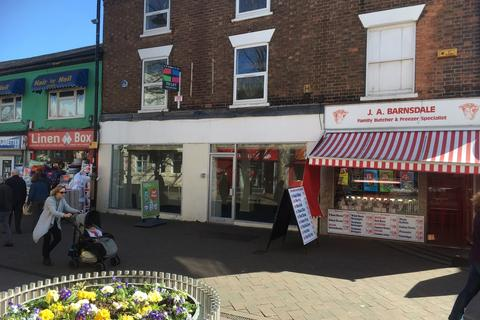 Retail property (high street) to rent - 74-76 High Rd, Beeston, NG9 2LF