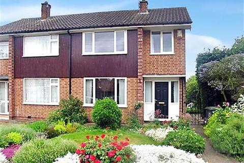 3 bedroom semi-detached house to rent - Ireland Close, Beeston, NG9 1JE
