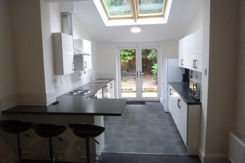 5 bedroom detached house to rent - Charnock Avenue, Wollaton, NG8 1AG