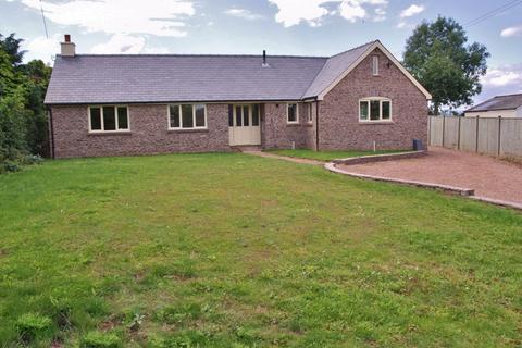 4 bedroom detached bungalow to rent - Kings Caple, Hereford
