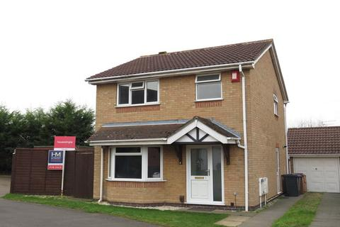 3 bedroom detached house for sale - Cullahill Court, West Hunsbury, Northampton, NN4