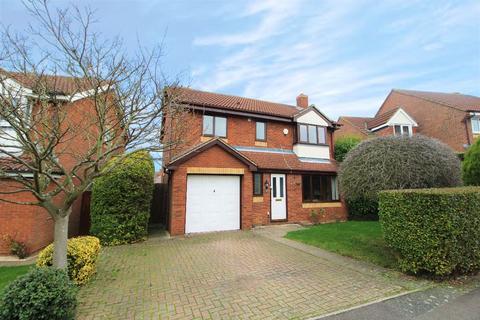 4 bedroom detached house for sale - Dynevor Close, Bromham, Mk43