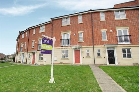 4 bedroom terraced house for sale - Sandhills Avenue, Hamilton, Leicester