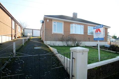 2 bedroom semi-detached bungalow for sale - Grainge Road, Crownhill, Plymouth