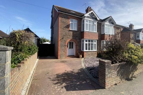 5 bedroom semi-detached house for sale - Wembley Avenue, Lancing, West Sussex, BN15