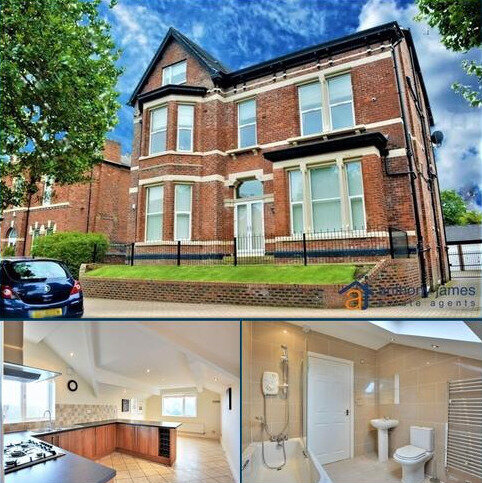 2 bedroom apartment to rent - Trafalgar Road, Southport