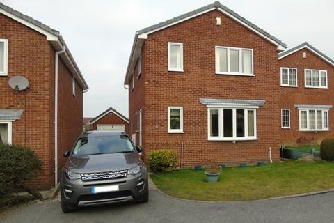 4 bedroom detached house for sale - 7 Haredon Close, Mapplewell, Barnsley, S75 5QE