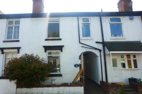 2 bedroom terraced house to rent - South Street, Harborne, Birmingham, B17 0DB