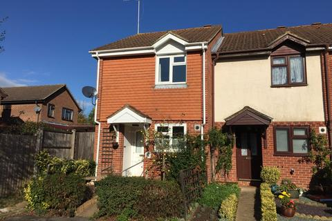 2 bedroom end of terrace house to rent - Chineham