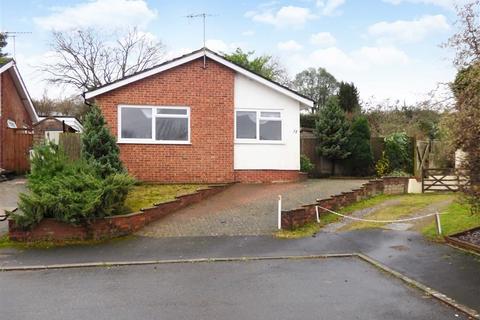 2 bedroom bungalow for sale - Chilcott Close, Tiverton, Devon, EX16