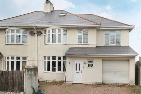 5 bedroom semi-detached house for sale - Furzehatt Road, Plymstock, Plymouth