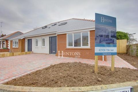 4 bedroom semi-detached bungalow for sale - Heol Dolwen, Whitchurch, Cardiff