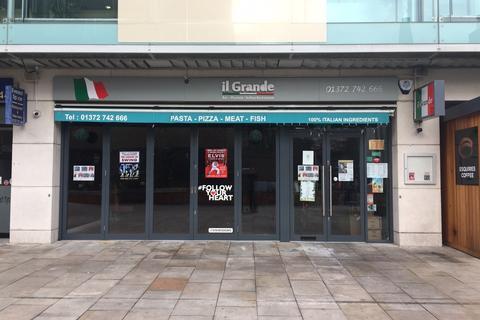 Restaurant to rent - The Derby Square, Epsom, Surrey, KT19