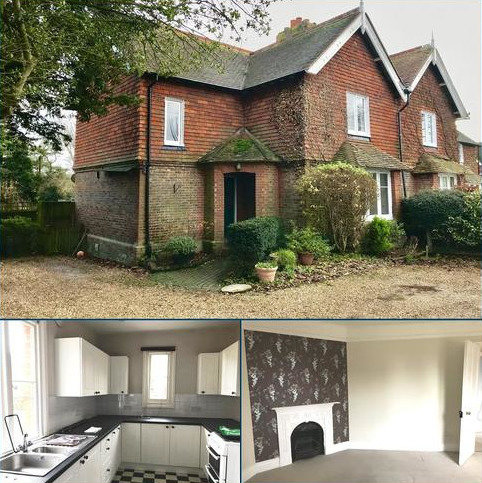 3 bedroom semi-detached house to rent - Paygate Villas, Lewes Road, Ringmer, Lewes