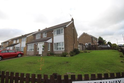 4 bedroom detached house to rent - Ollerdale Avenue, Allerton, BD15