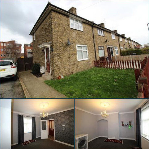 2 bedroom semi-detached house to rent - Blackborne Road, Dagenham RM10