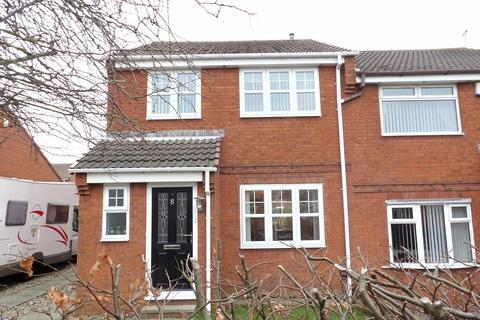 3 bedroom semi-detached house for sale - Cliffside, Marsden, South Shields, Tyne and Wear, NE34 7EZ