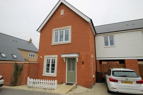 3 bedroom link detached house to rent - Evelyn Mews, Colchester, Essex