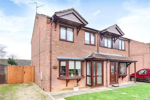 3 bedroom semi-detached house for sale - Dorrington Close, Ruskington, NG34