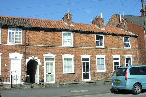 2 bedroom terraced house to rent - Manthorpe Road, Grantham NG31