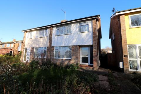 3 bedroom semi-detached house for sale - Churchill Avenue, Hadleigh, Ipswich, Suffolk, IP7 6BT