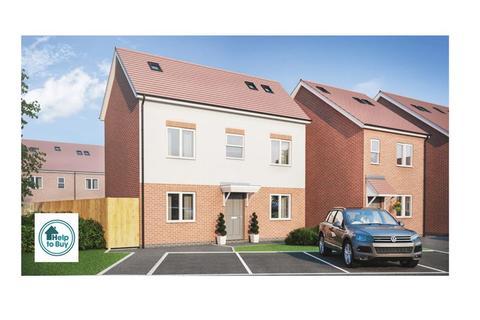 3 bedroom detached house for sale - Berkley Close, West Midlands